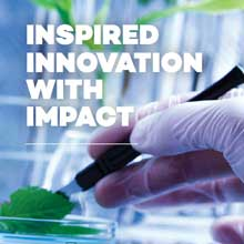 Inspired innovation with impact